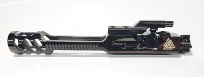 Iron City Rifle Works G3 Competition Enhanced BCG Blackdiamond