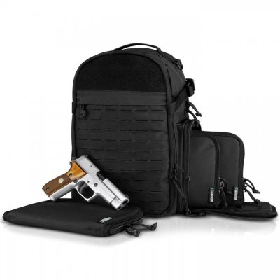 Saviour S.E.M.A - Compact Mobile Arsenal Backpack