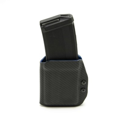 The Weber Tactical Gamer Rifle magazine pouch