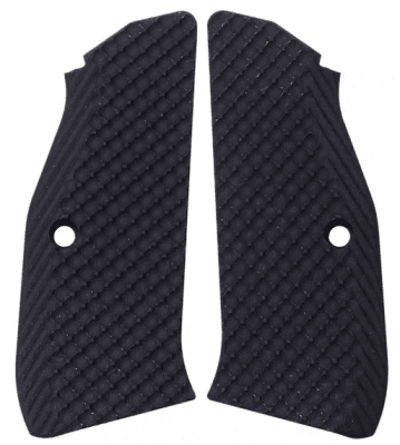 LOK Grips CZ Shadow 2 Thin Boogies Black